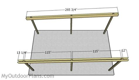 Support Beams For Carports