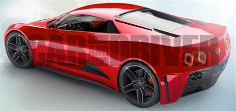 Preview 2019 Chevrolet (midengine) Corvette C8  Old Car