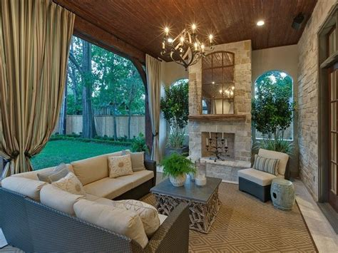 Covered Back Porches On Pinterest
