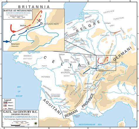Penaklukan Galia Oleh Julius Caesar Widyanpn
