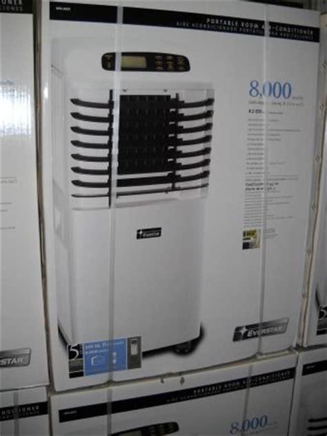 everstar portable air conditioner btu