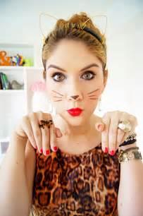 diy cat costume the of fashion diy costume leopard kitty cat