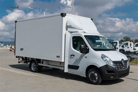 Renault Master Container With Cargolift