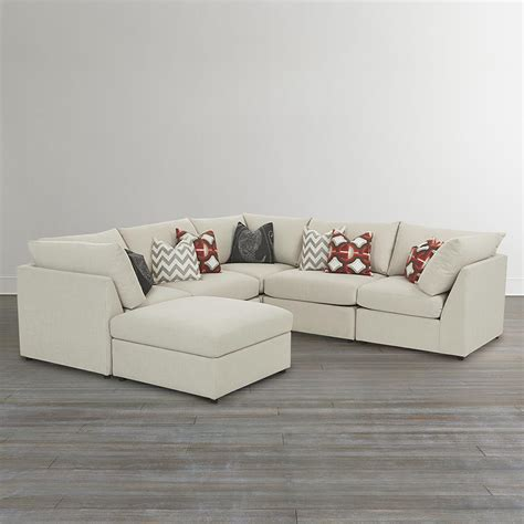 u sectional sofa 5 seat sectional sofa all home rattan l shaped 5 seater