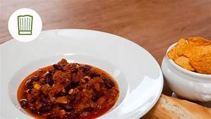 Chili Con Carne Steffen Henssler : chili con carne selber machen youtube ~ Pilothousefishingboats.com Haus und Dekorationen