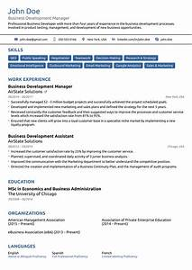 2018 professional resume templates as they should be 8 for Free resume layout templates