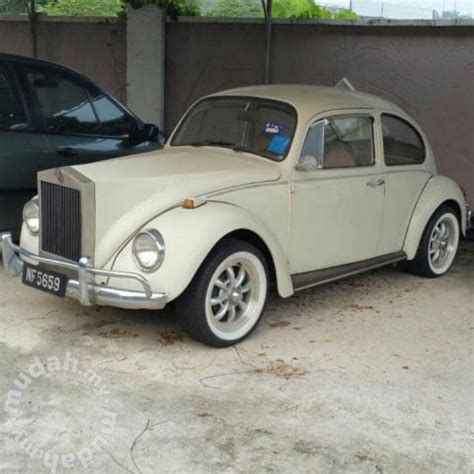 Rolls Royce Volkswagen by Motoring Malaysia Spotted For Sale Volks Royce Aka