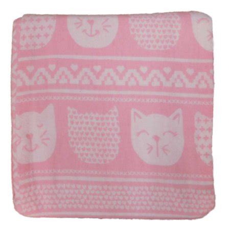 circo pink cat sheet size flannel bed sheets bedding fair aisle walmart