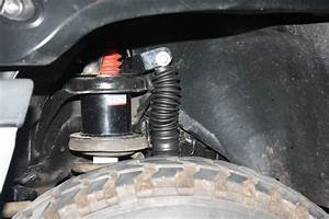 Dual Front Shock Mounting Kit