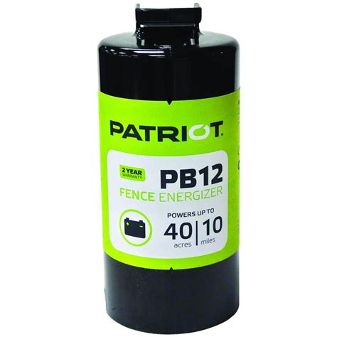 patriot pb12 battery energizer 0 12 joule 820947 the home depot