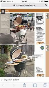 Grill Im Angebot : keramik grills bei metro im angebot grillforum und bbq ~ Watch28wear.com Haus und Dekorationen