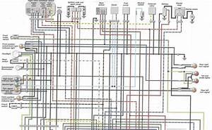 Wiring Diagram Yamaha Virago 400