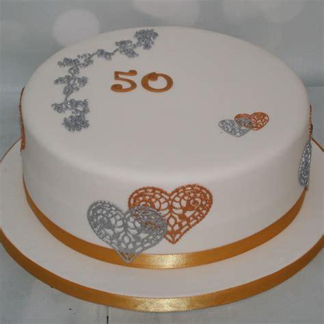goldsilver  birthday cake
