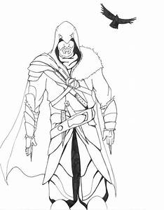 17 Best images about Coloriage ASSASSIN'S CREED on ...