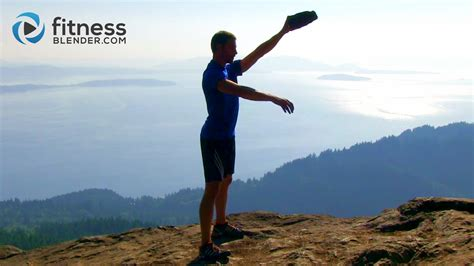 caveman workout fitness blender