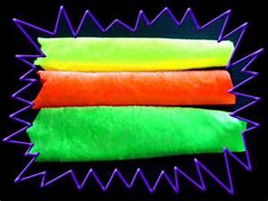 Ultra Violet Black light Velvet