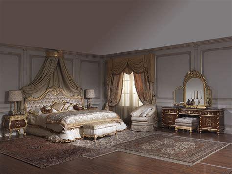classic bedroom italian  century  louis xv