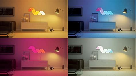 home design app review nanoleaf starter kit 9 panels envision