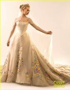 cinderella 2015 lily james dress car interior design With lily wedding dress
