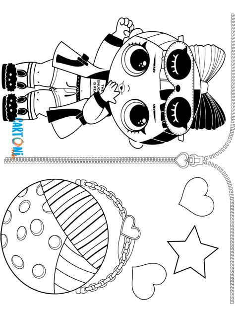 disegni lol da stare gratis snuggle da colorare lol cartoni animati