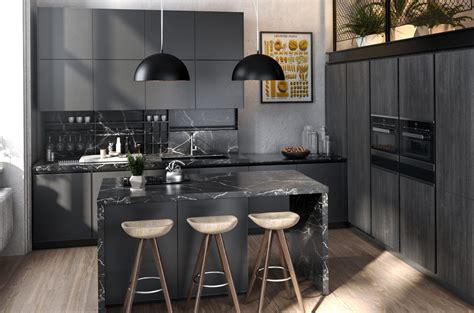 small black kitchen melbourne kitchens