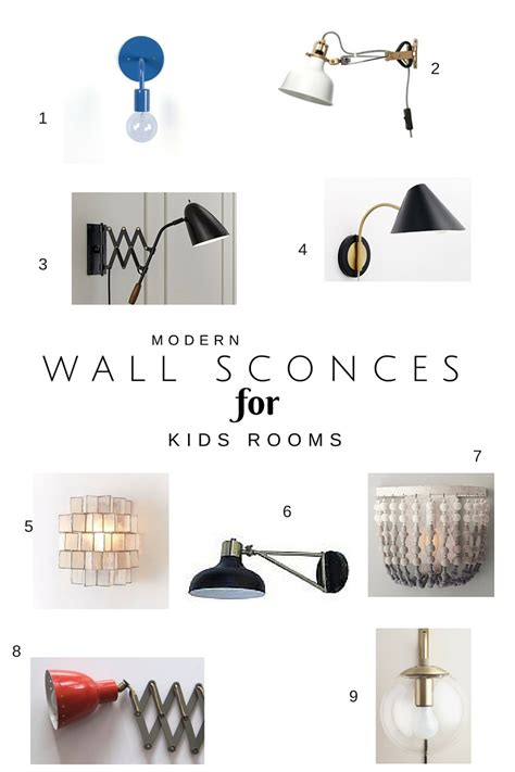 wall sconces in rooms chic house