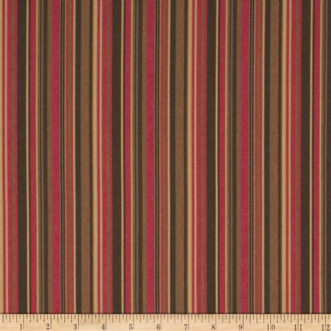 sunbrella outdoor dorsett stripe cherry discount