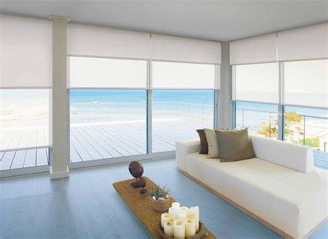 roller blinds luxaflex roller blinds  patented edge technology offering unrivalled