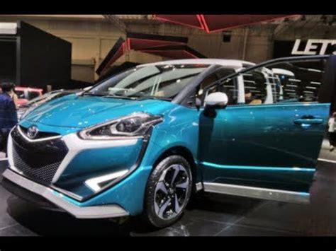 Toyota Sienta 2019 by New 2018 2019 Toyota Sienta Ezzy Next Reviews