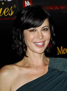 CATHERINE BELL at 40th Anniversary Gracies Awards in ...