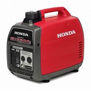 Honda Eu2200i Portable Generator  U2013 Rule Camera