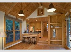 A handcrafted rustic guest cabin Dotter & Solfjeld