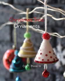 tree ornament diy tutorial craft