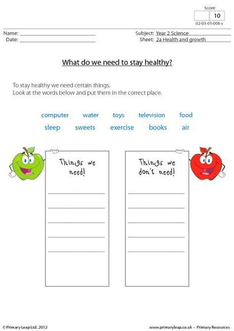 health science worksheets kidz activities