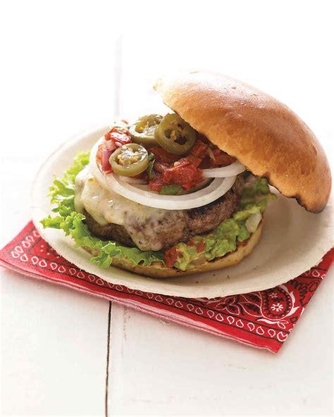 burger  slider recipes martha stewart