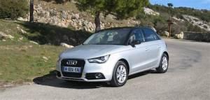 Essai Audi A1 : essai auto l 39 audi a1 sportback cultive l 39 art du compromis ~ Medecine-chirurgie-esthetiques.com Avis de Voitures