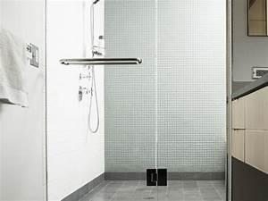 Revetement Douche Italienne : quel rev tement de sol installer dans une douche l ~ Edinachiropracticcenter.com Idées de Décoration