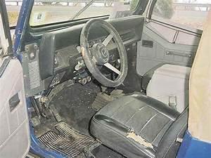 1987 Jeep Wrangler   5 Speed Manual