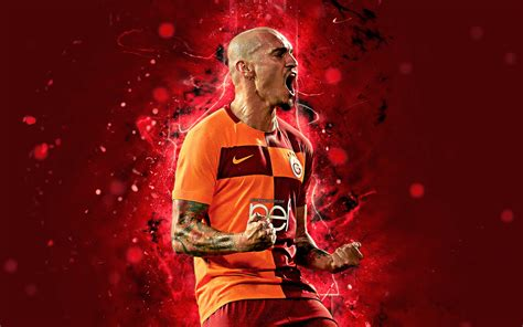Download wallpapers Maicon, 4k, abstract art, football ...