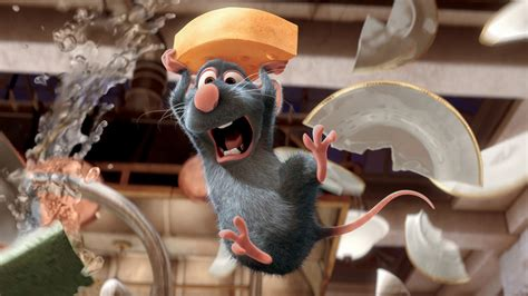 ratatouille review   hollywood reporter