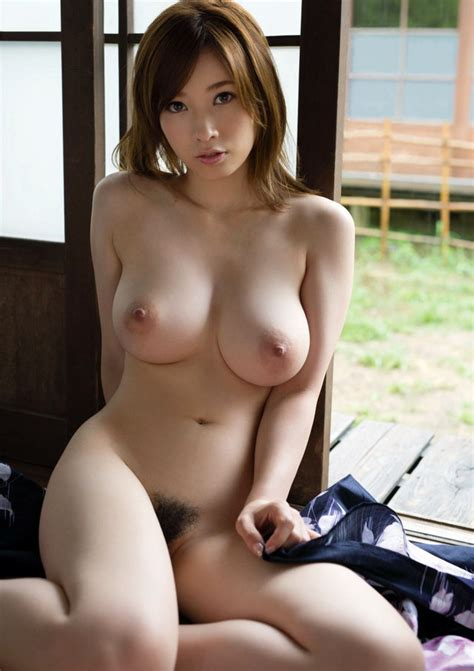 Asian Beauty Big Boobs A Asian Big Boobs Big Naturals Bodacious Nice Tits Trimmed Pussy Image