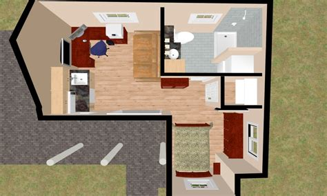 houses floor plans small guest house floor plans garage guest house small