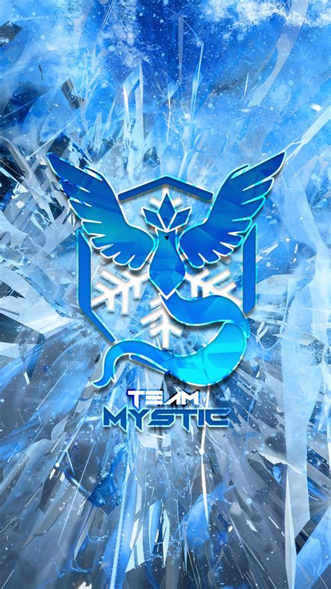 team mystic blanche wallpapers photo gamers wallpaper p
