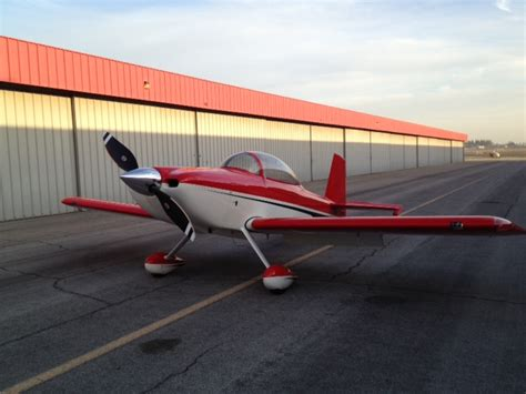 Owner of Composite Propeller for RV8 Shares His Story ...