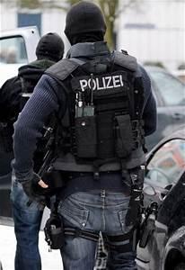 members of one of Germany's police special units SEK MEK ...