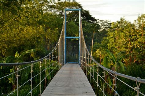 jembatan terkenal  indonesia  menyimpan cerita horror
