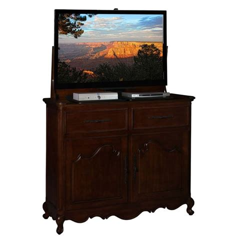 Hydraulic Lift Tv Cabinet by Tv Lift Cabinet Lift For 32 46 Inch Screens Rich
