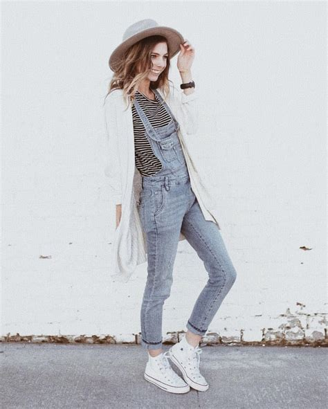 Overall Michele pin by michele venlee on new looks fashion overalls