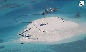 Why Is China Building Islands in the South China Sea ...