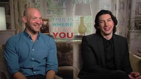 This Is Where I Leave You  Adam Driver And Corey Stoll